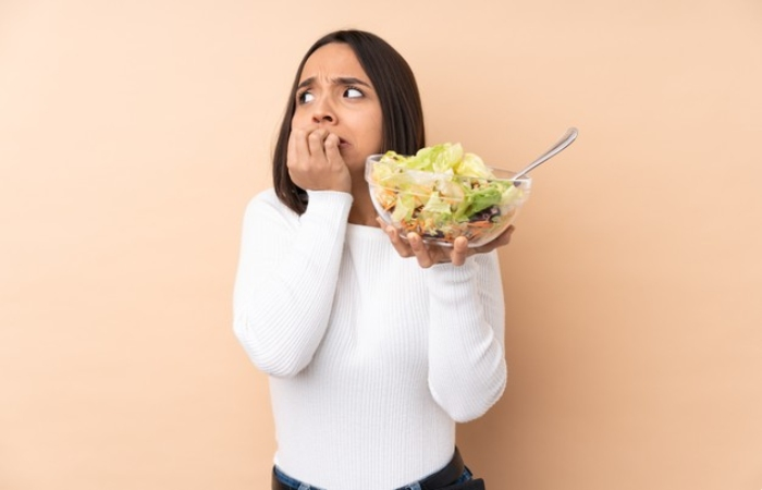 Avoid Anxiety About Eating