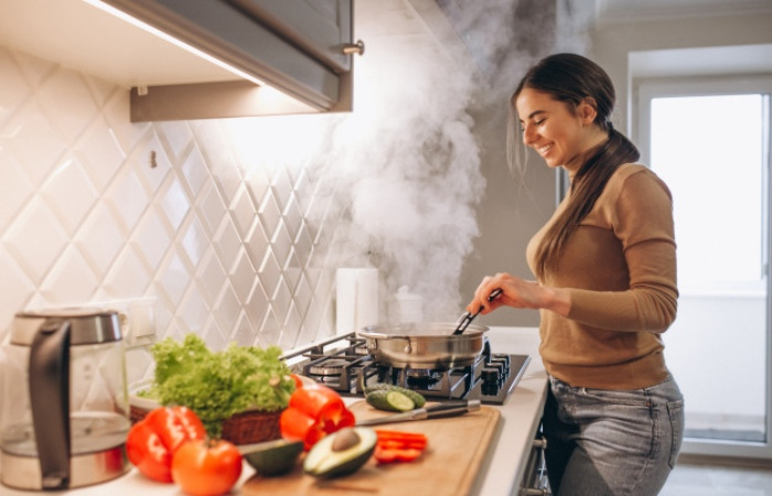 Cook At Home Whenever You Can
