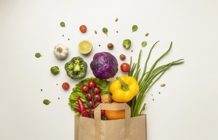 Eat Fresh Fruits And Vegetables Daily