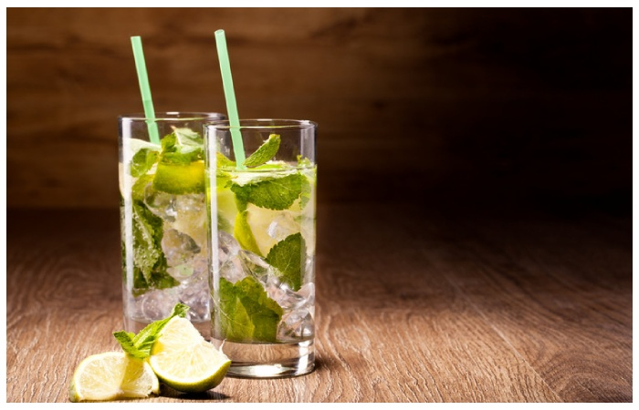 Mojito Cocktail Without Alcohol
