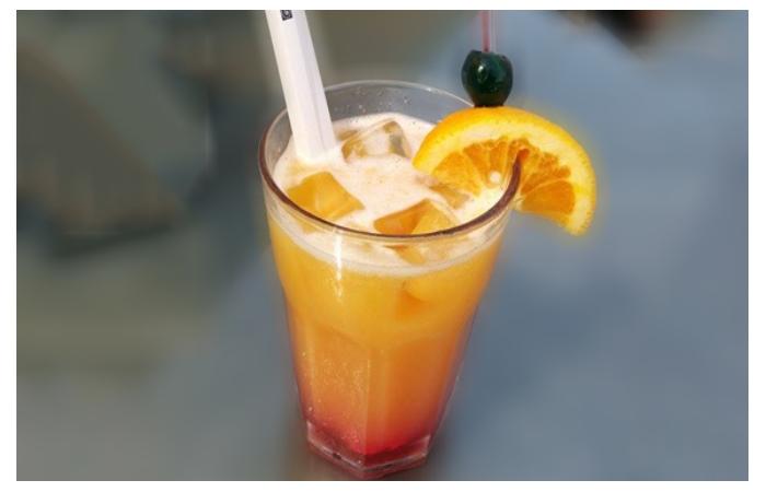 Non-Alcoholic San Francisco Cocktail