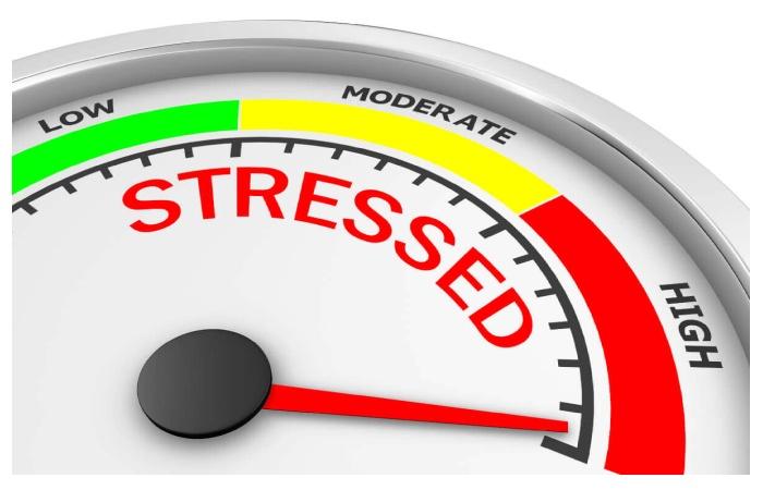 Lower Stress Levels