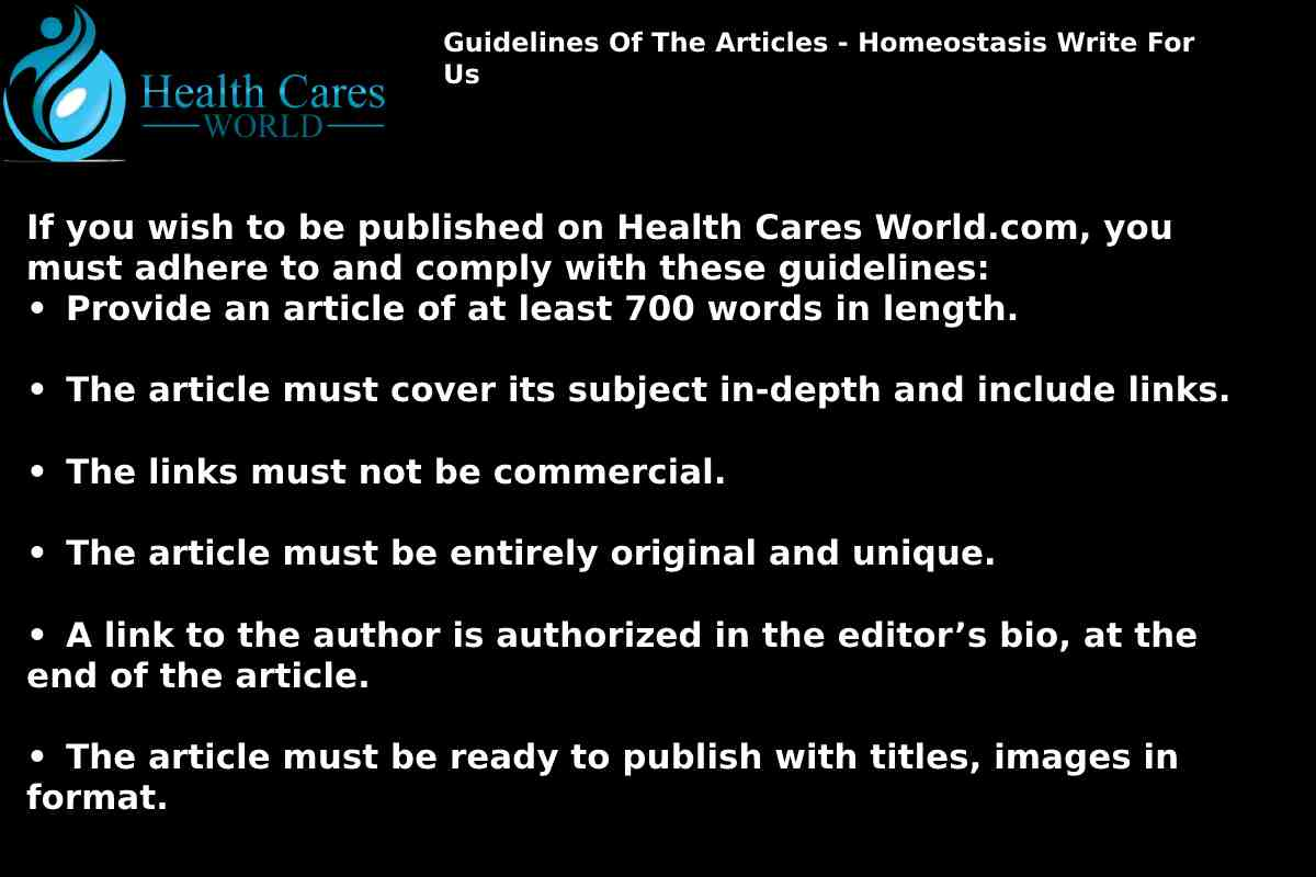 Health Cares World WFU Guidelines